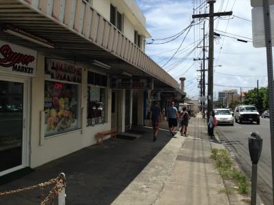 Liliha Street