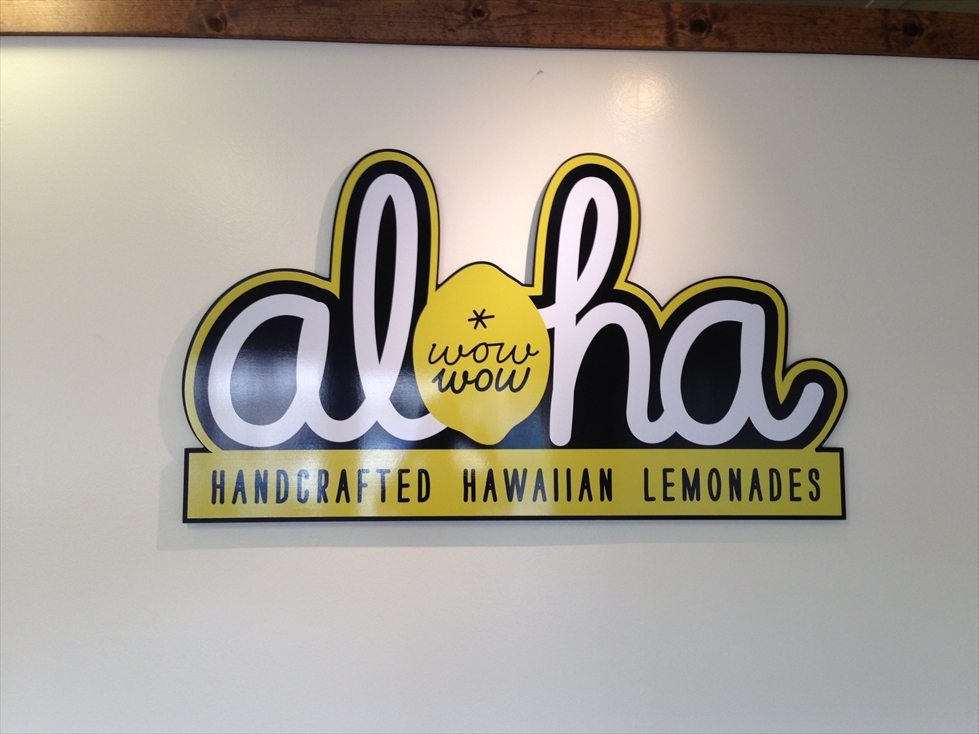 レモネードブームの火付け役!? wow wow hawaiian lemonades