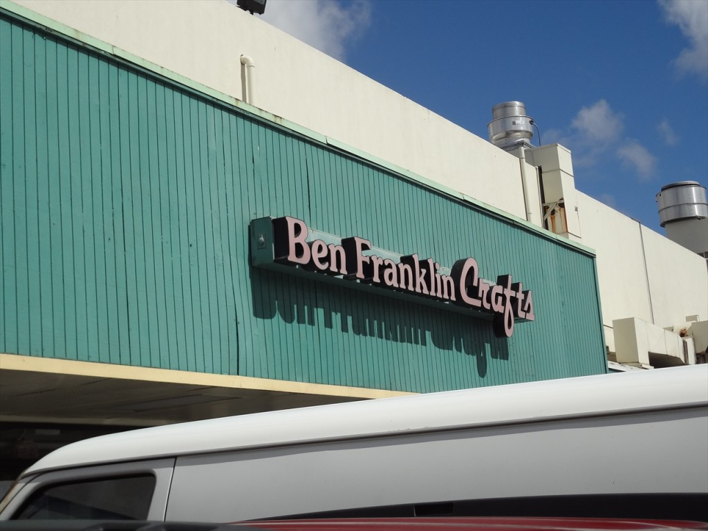 Ben Franklin Crafts