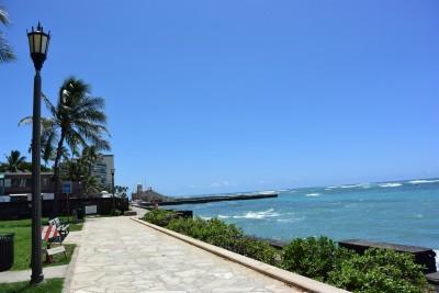 San Souci Beach