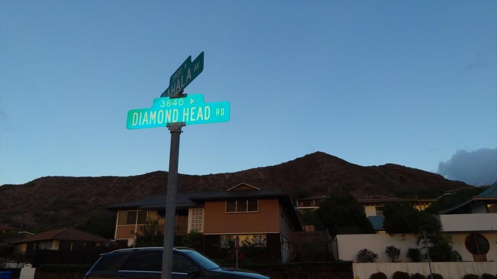 Diamond Head Lookout