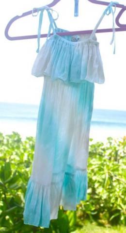 tiare hawaiiのキッズ向けドレス!