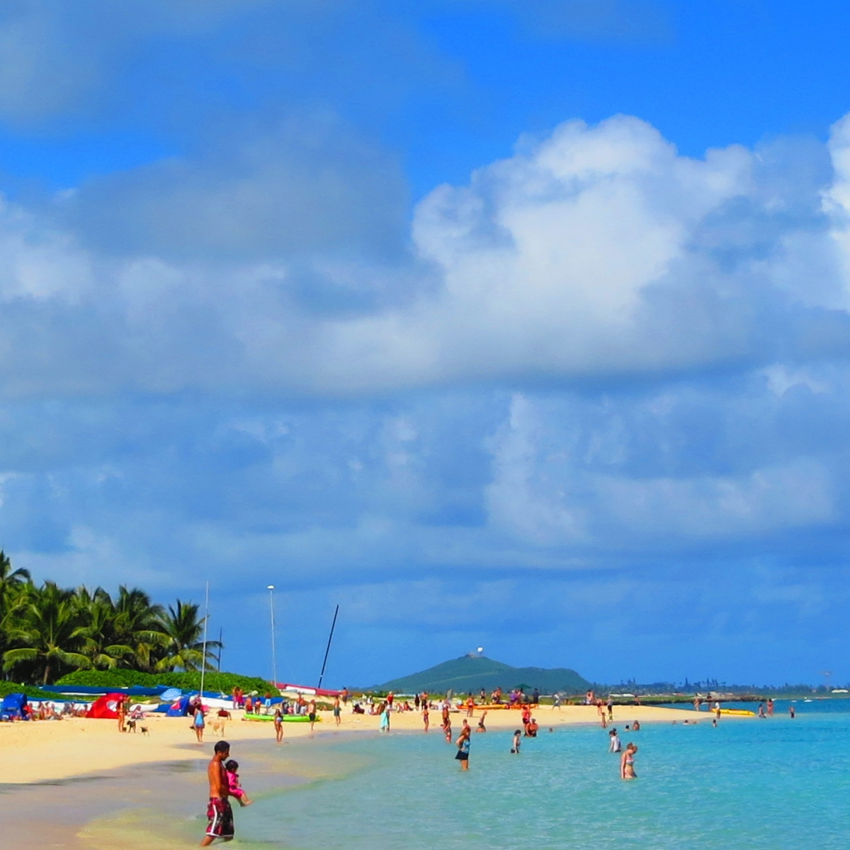 Lanikai Beachのベストショット