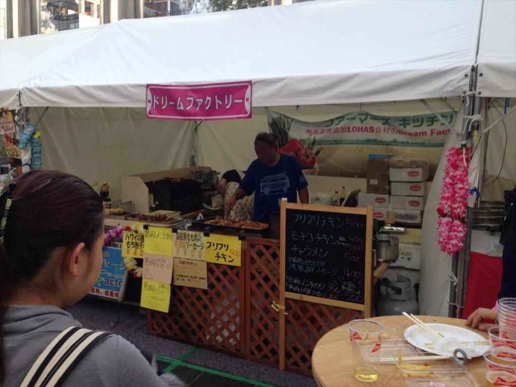 Aloha Summer Festival in Osaka