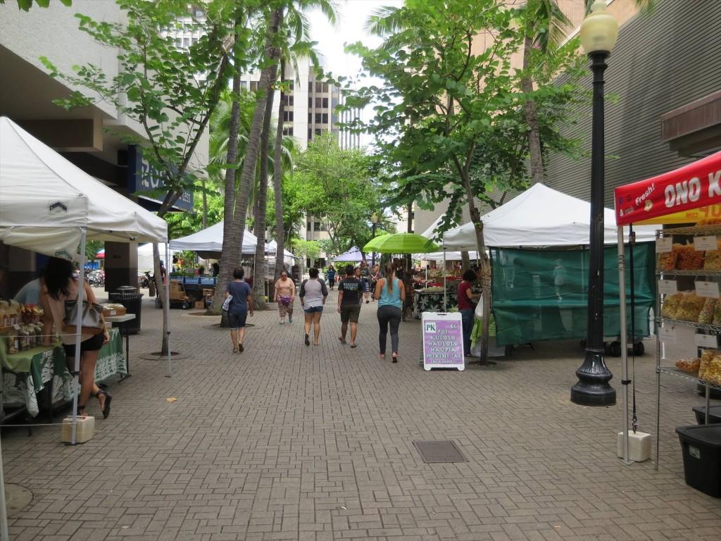 Fort Street Farmers Market
