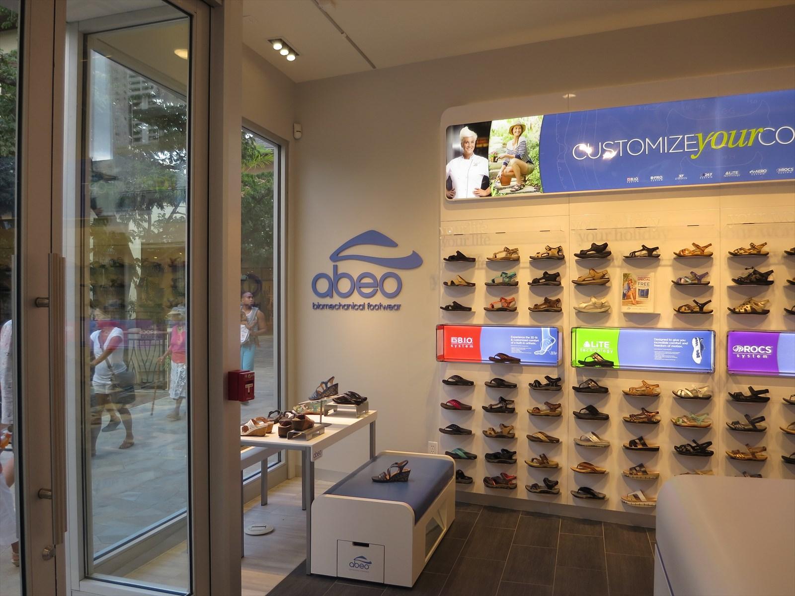 Abeo Footwear
