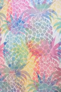 Sea Current マイクロファイバータオル Pineapple Crush