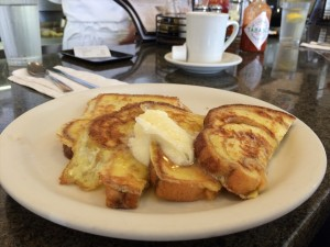 Liliha Bakery French Toast